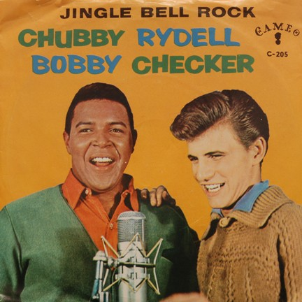 Jingle Bell Rock sheet music by Chubby Checker