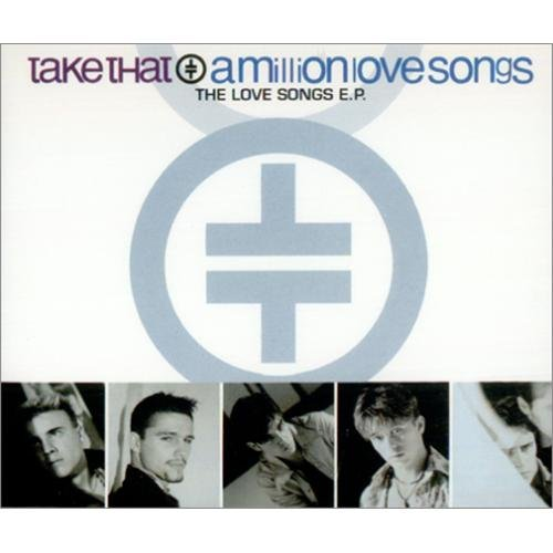 Take That Love Love cover art