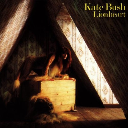 Kate Bush Wow cover art