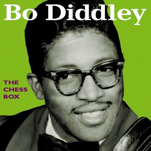 Bo Diddley I Can Tell cover art