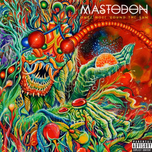 Mastodon Feast Your Eyes cover art