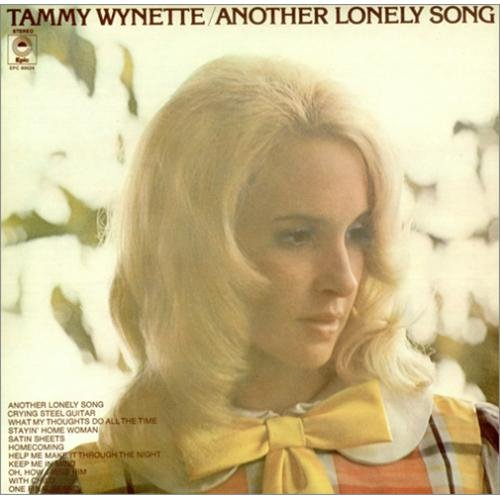 Tammy Wynette Another Lonely Song cover art
