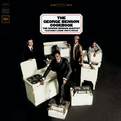George Benson The Cooker cover art