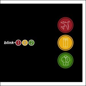 Blink 182 The Rock Show cover art