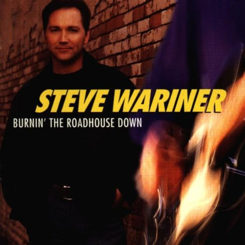 Steve Wariner Holes In The Floor Of Heaven cover art