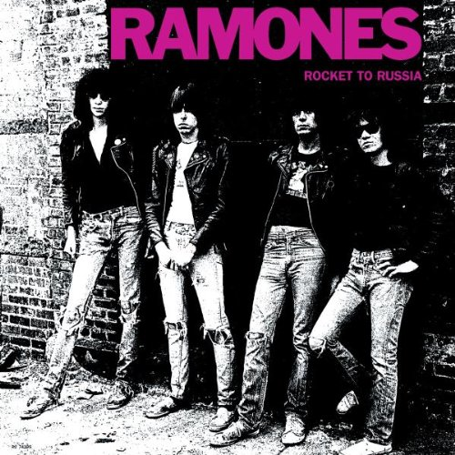 Ramones Sheena Is A Punk Rocker cover art