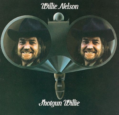 Willie Nelson Whiskey River cover art