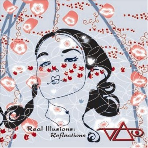 Steve Vai Glorious cover art