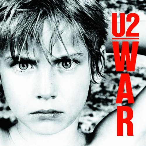 U2 Sunday Bloody Sunday cover art