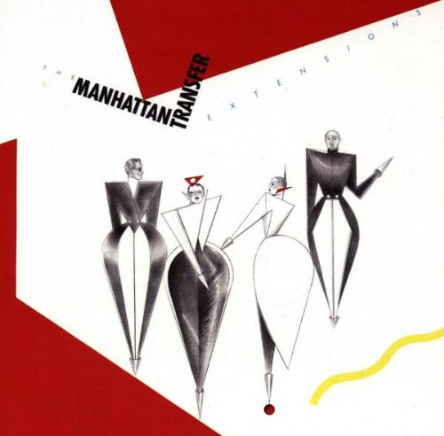 The Manhattan Transfer Birdland cover art
