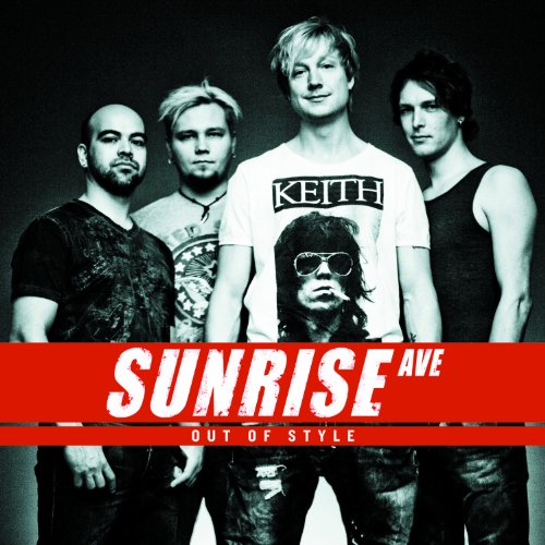 Sunrise Avenue Hollywood Hills cover art