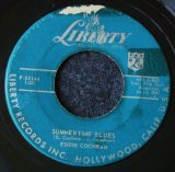 Summertime Blues sheet music by Eddie Cochran