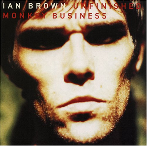 Ian Brown Can't See Me cover art