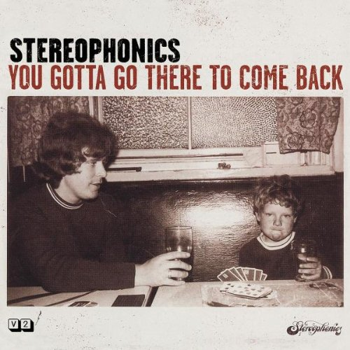 Stereophonics Climbing The Wall cover art