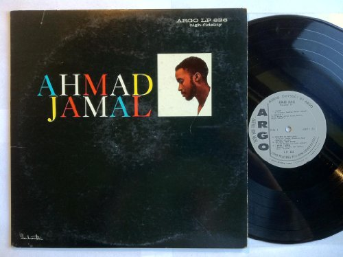 Ahmad Jamal Autumn Leaves cover art