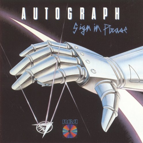 Autograph Turn Up The Radio cover art