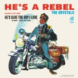He's A Rebel sheet music by The Crystals