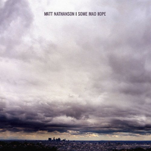 Matt Nathanson Car Crash cover art