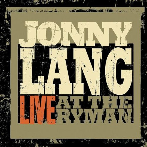 Jonny Lang Living For The City cover art