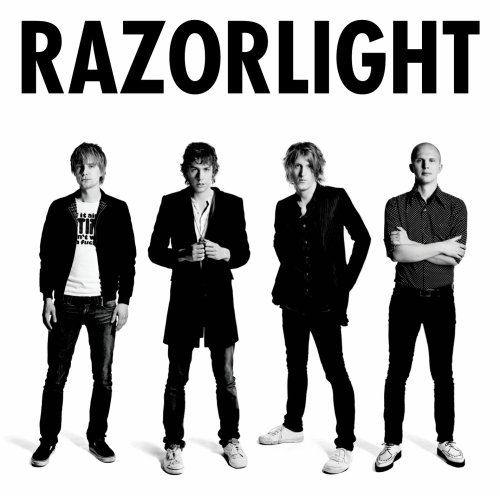 Razorlight Hold On cover art