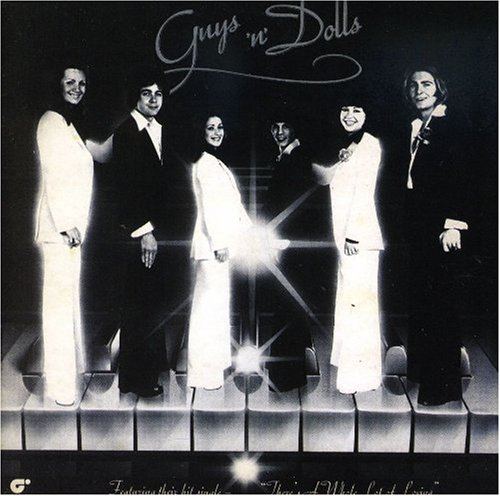 Guys 'n' Dolls There's A Whole Lot Of Loving cover art