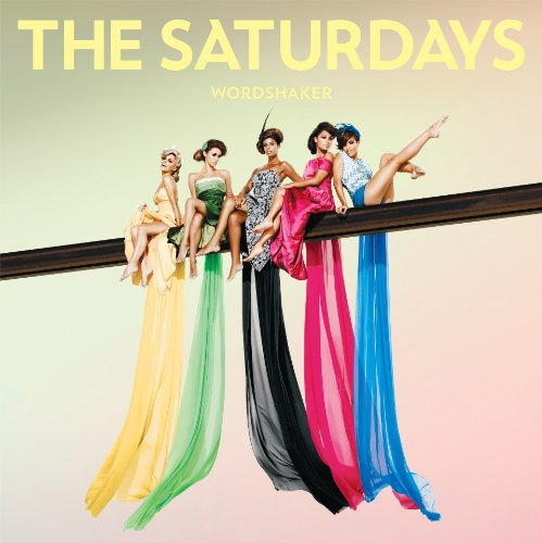 The Saturdays Ego cover art