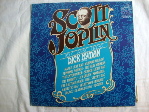 Scott Joplin Something Doing cover art