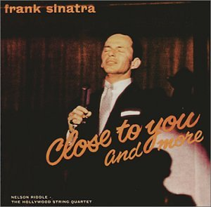Frank Sinatra The End Of A Love Affair cover art
