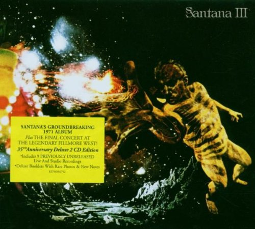 Santana Everything's Coming Our Way cover art