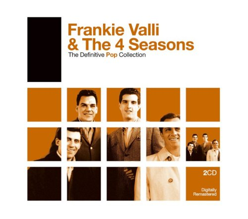 Frankie Valli & The Four Seasons December 1963 (Oh, What A Night) cover art