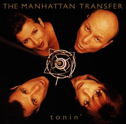 The Manhattan Transfer Let's Hang On cover art