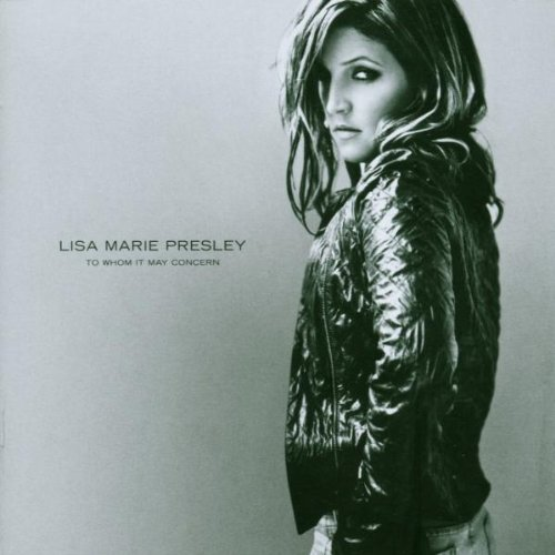 Lisa Marie Presley Lights Out cover art