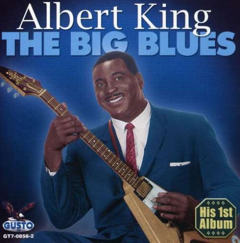 Albert King Let's Have A Natural Ball cover art
