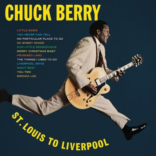 Chuck Berry No Particular Place To Go cover art