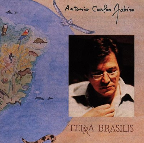 Antonio Carlos Jobim Corcovado (Quiet Nights Of Quiet Stars) arte de la cubierta