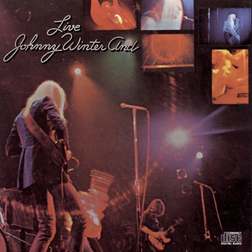 Johnny Winter I Guess I'll Go Away cover art