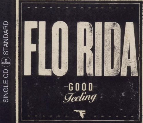 Flo Rida Good Feeling cover art