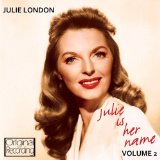 I Should Care sheet music by Julie London