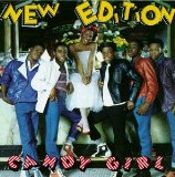 Candy Girl sheet music by New Edition