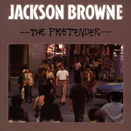 Jackson Browne Pretender cover art
