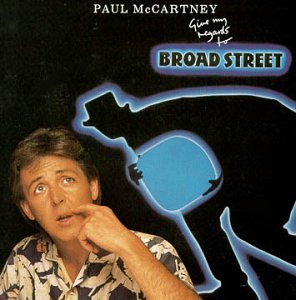 Paul McCartney Not Such A Bad Boy cover art