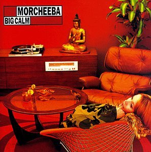 Morcheeba Over And Over cover art