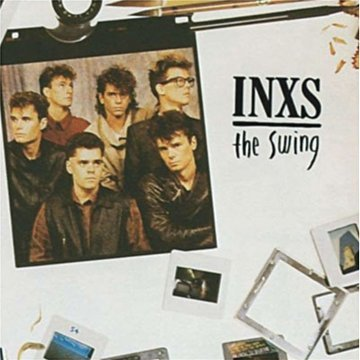 INXS The Swing cover art
