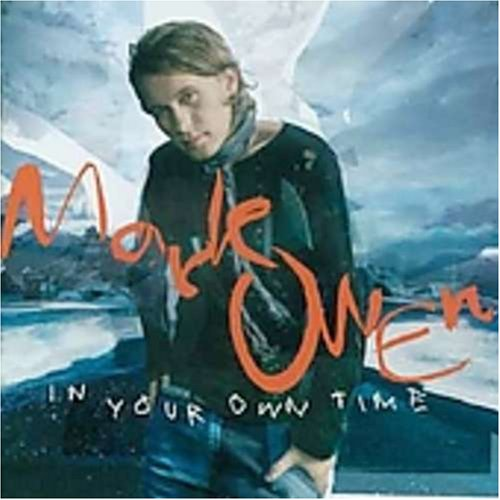 Mark Owen Four Minute Warning cover art
