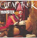 Cheap Trick Woke Up With A Monster cover art