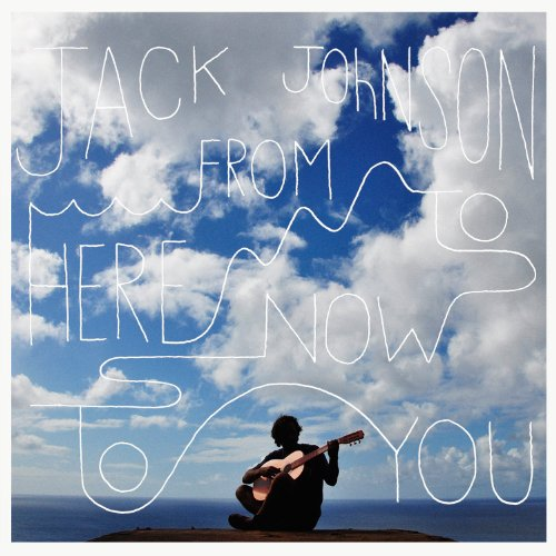 Jack Johnson Radiate cover art