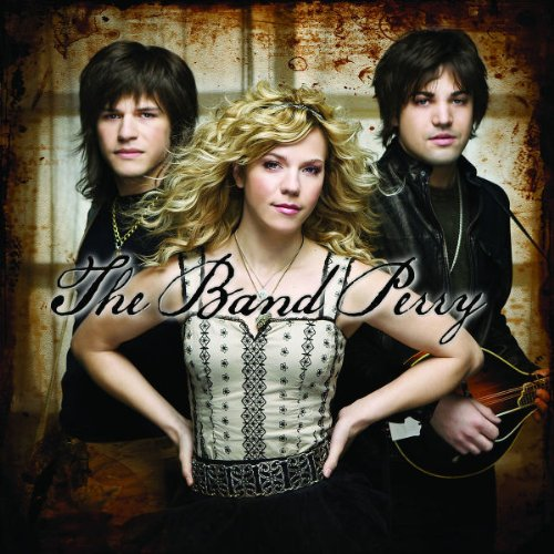 The Band Perry Postcard From Paris cover art