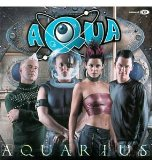 Aquarius sheet music by Aqua