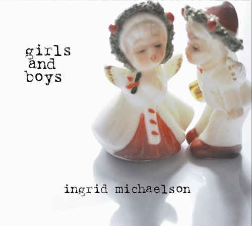 Ingrid Michaelson Overboard cover art