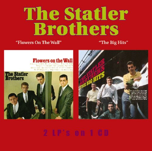 The Statler Brothers Flowers On The Wall (from Pulp Fiction) cover art